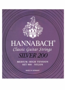 HANNABACH SILVER 200
