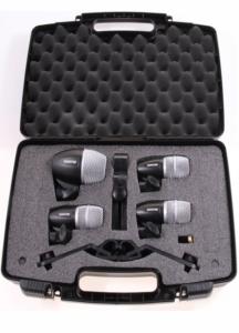 gdm4 kit micrfoni per batteria
