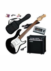 yamaha guitar pack