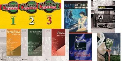 Musica leggera e raccolte musicali