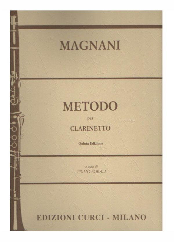 metodo clarinetto